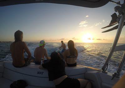 SWS Cayman Sunset