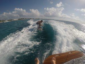 SWS Cayman Wakesurfing