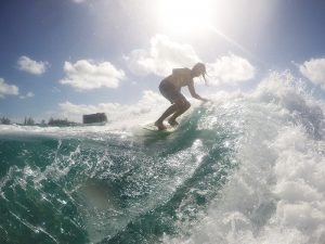 Wakesurfing with SWS Cayman