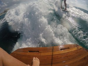 Wakesurfing with SWS Cayman