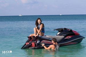 Learning to Flyboard in Grand Cayman